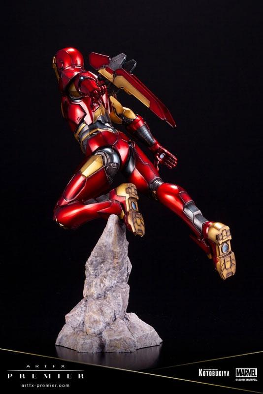 ARTFX PREMIER「アイアンマン」コトブキヤ フィギュアが予約開始!重厚感のある質感を再現! 0314hobby-ironman-IM005