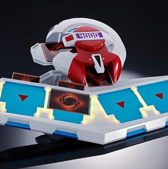 PROPLICA 遊☆戯☆王 デュエルディスク がプレバン限定で予約開始!海馬瀬人のセリフを40種以上搭載! 0320hobby-dueldisk-IM007
