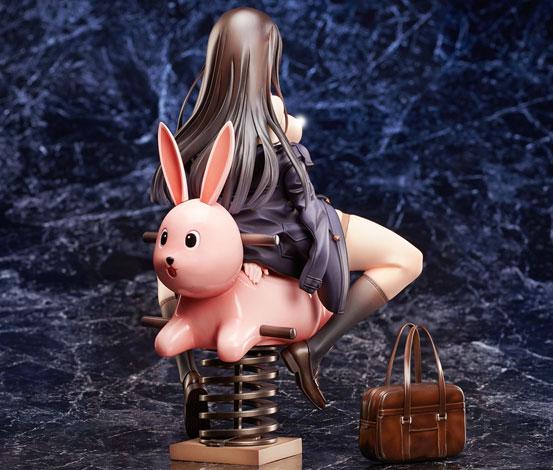 ※6月21日19時まで。七原冬雪 公園少女 フィギュアがネイティブ/DMM限定で予約開始!ウサギ型の遊具にまたがった扇情的な姿で立体化! 0410hobby-kouen-IM004