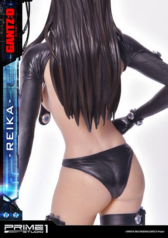 プレミアムマスターライン/ GANTZ:O: レイカ スタチュー プライム1スタジオが予約開始! 0411hobby-reika-IM002