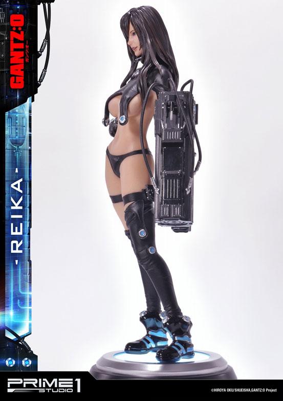 プレミアムマスターライン/ GANTZ:O: レイカ スタチュー プライム1スタジオが予約開始! 0411hobby-reika-IM007