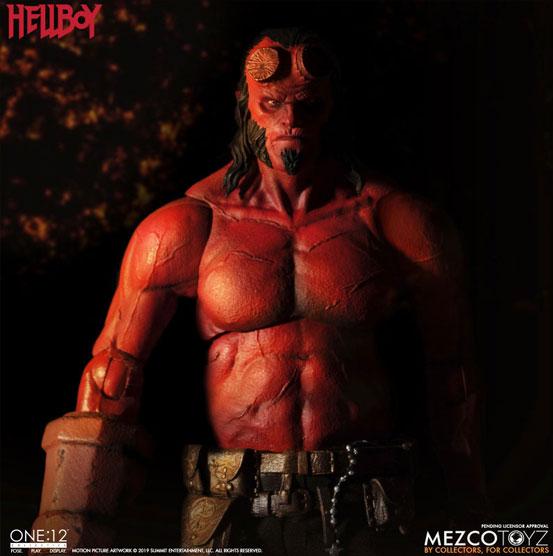 リブート映画版ヘルボーイ!ワン12コレクティブ/ HELLBOY: ヘルボーイ  可動フィギュアが予約開始! 0412hobby-hellboy-IM001