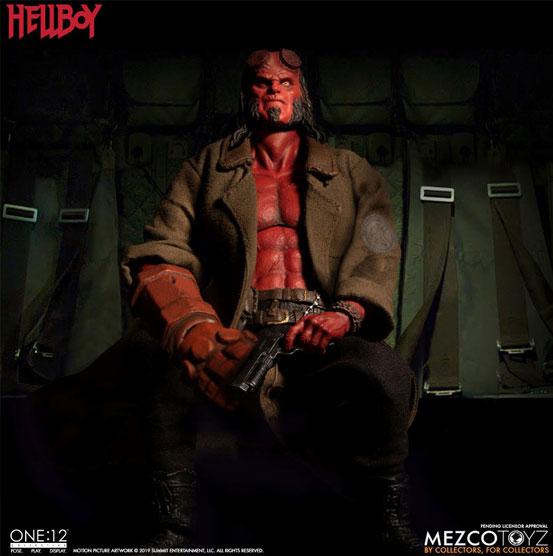 リブート映画版ヘルボーイ!ワン12コレクティブ/ HELLBOY: ヘルボーイ  可動フィギュアが予約開始! 0412hobby-hellboy-IM006