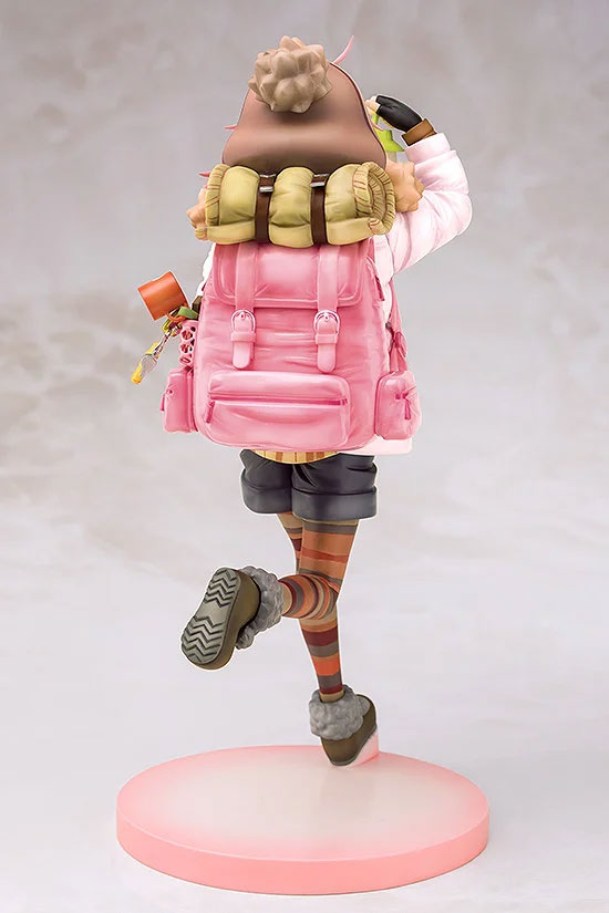【入荷】ゆるキャン△ 各務原なでしこ ファット フィギュアが登場!Blu-ray1巻のジャケットイラストをモチーフに立体化! 0418hobby-yurukyan-IM002