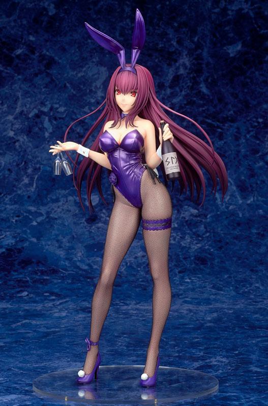 【入荷】Fate/Grand Order スカサハ 刺し穿つバニーVer. アルター フィギュアが登場! 0424hobby-sukasaha-IM004