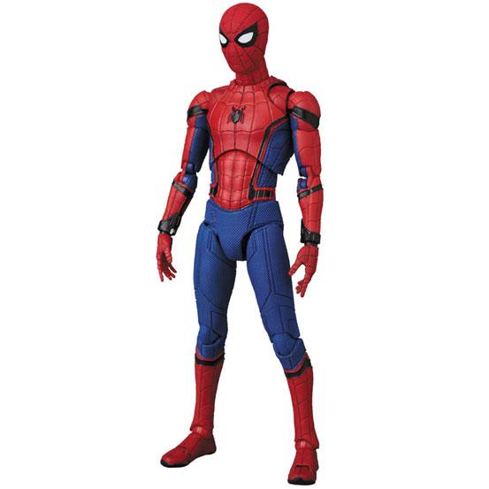 マフェックス No.103 MAFEX SPIDER-MAN(HOMECOMMING Ver.1.5) 可動フィギュアが予約開始! 0510hobby-spaidy-IM001
