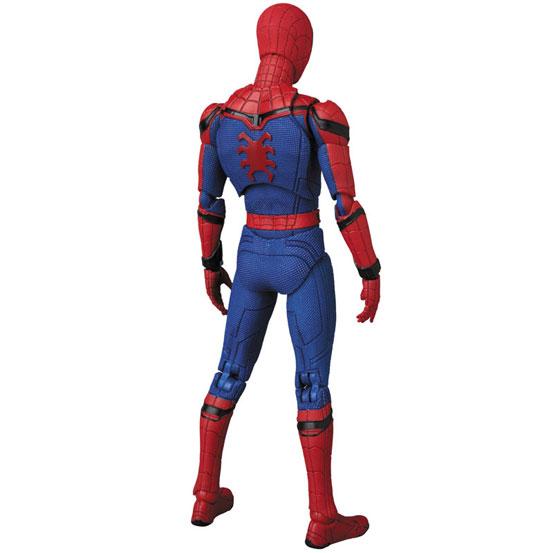 マフェックス No.103 MAFEX SPIDER-MAN(HOMECOMMING Ver.1.5) 可動フィギュアが予約開始! 0510hobby-spaidy-IM002