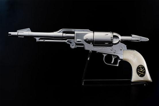 コスモ ドラグーン(戦士の銃) メーテルver. 1/1 ウォーターガン が予約開始!シルバーの銃身が美しいメーテルver.! 0515hobby-metel-IM003