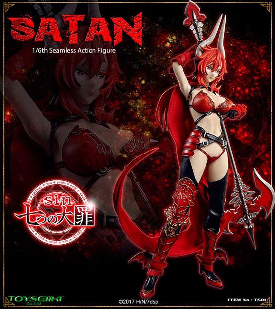 【入荷】TOYSEIIKI「sin七つの大罪 サタン」1/6スケール シームレスアクションフィギュアが登場! 0515hobby-satan-IM002