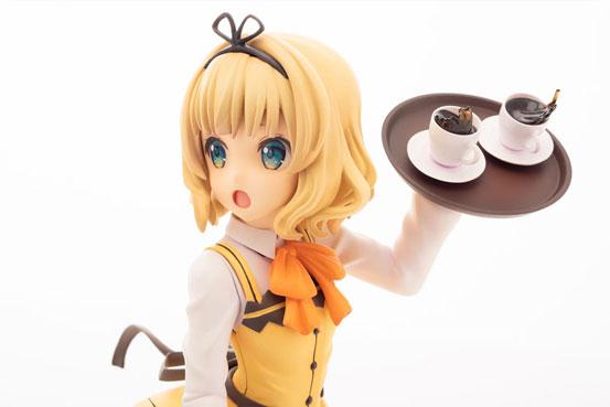 【入荷】ご注文はうさぎですか??「シャロ(cafe style)」プラム フィギュアが登場!オリジナルポーズで立体化! 0520hobby-syaro-IM001