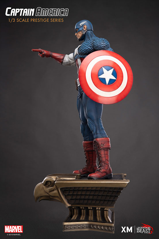 プレステージ・シリーズ「キャプテン・アメリカ」XMスタジオ 1/3スケール・スタチューがトイサピエンス限定で予約開始! 0523hobby-cap-IM005