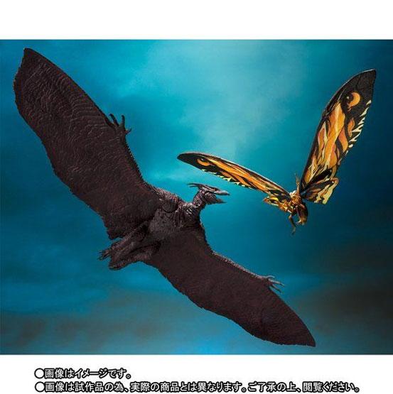 S.H.MonsterArts モスラ(2019)&ラドン(2019) がプレバン限定で予約開始! 0530hobby-godzilla-IM005