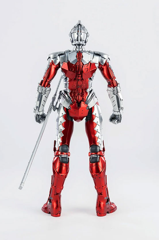 1/6 ULTRAMAN SUIT Ver7 (Anime Version) threezero 可動フィギュアが予約開始! 0530hobby-ultra7-IM005