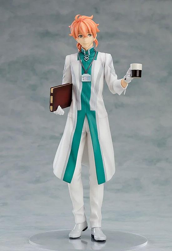 Fate/Grand Order「ロマニ・アーキマン」オランジュ フィギュアが予約開始!オリジナルポーズで立体化! 0604hobby-romani-IM004