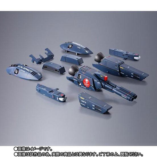 DX超合金 劇場版VF-1対応ストライク/スーパーパーツセット がプレバン限定で予約開始! 0605hobby-DXstrike-IM005