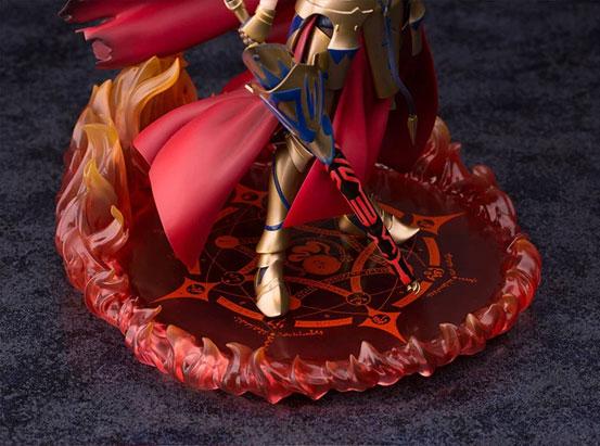 Fate/GO「アーチャー/ギルガメッシュ」Myethos フィギュアが予約開始!乖離剣を手に持ったオリジナルポーズで立体化! 0606hobby-fgo-gil-IM006