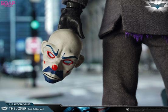 ダークナイト 1/12 アクションフィギュア「ジョーカー 銀行強盗 Ver.」ソープスタジオが予約開始! 0612hobby-joker-IM002
