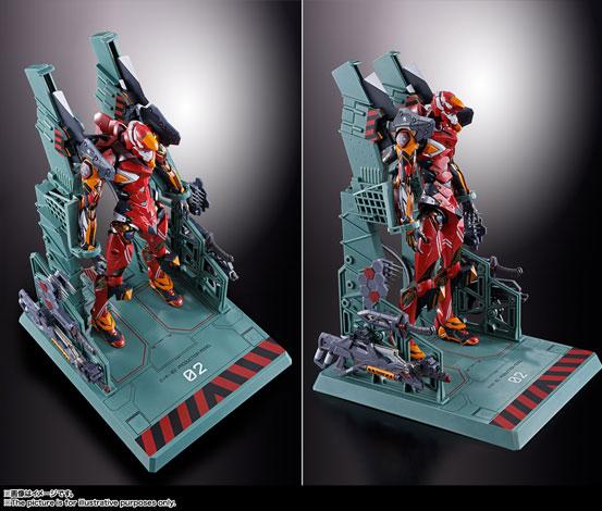 METAL BUILD「エヴァンゲリオン 2号機」が予約開始!山下いくと氏により新たにデザインされた『2号機』! 0624hobby-eva2-IM008