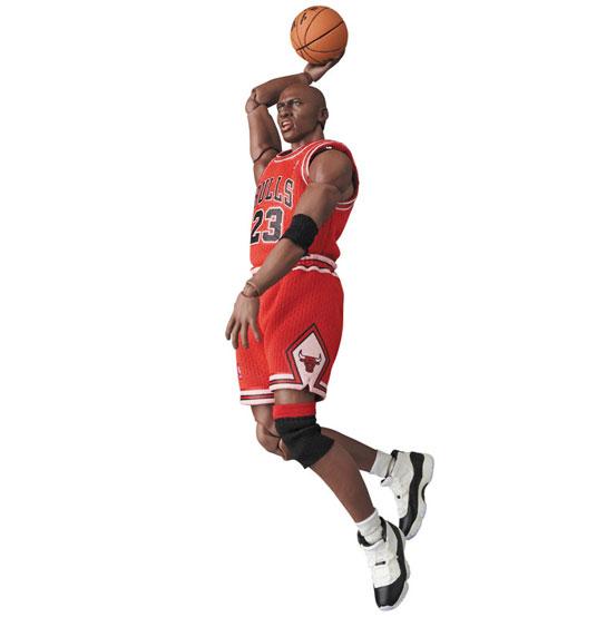 マフェックス No.100 MAFEX Michael Jordan(Chicago Bulls) 可動フィギュアが予約開始! 0624hobby-mafex-MJ-IM003