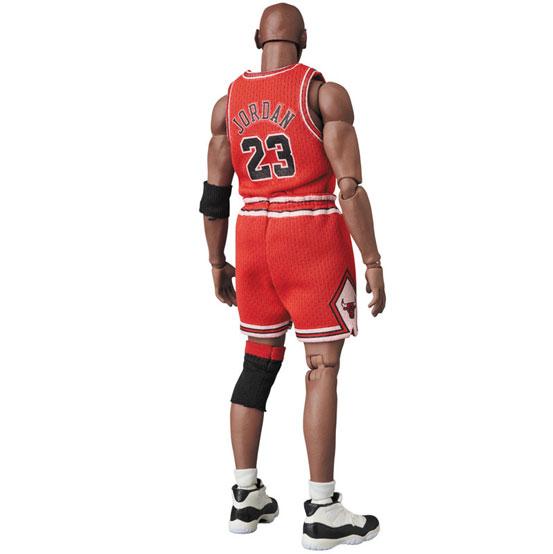 マフェックス No.100 MAFEX Michael Jordan(Chicago Bulls) 可動フィギュアが予約開始! 0624hobby-mafex-MJ-IM004