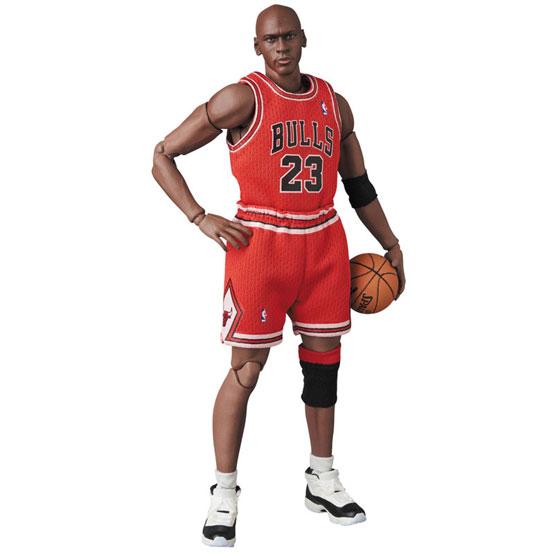 マフェックス No.100 MAFEX Michael Jordan(Chicago Bulls) 可動フィギュアが予約開始! 0624hobby-mafex-MJ-IM005