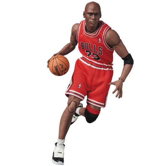 マフェックス No.100 MAFEX Michael Jordan(Chicago Bulls) 可動フィギュアが予約開始! 0624hobby-mafex-MJ-IM006