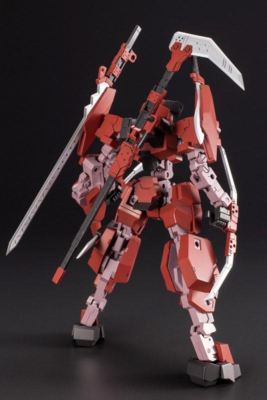 フレームアームズ「三四式一型 迅雷」コトブキヤ プラモデルが予約開始!新規造形ウェポンとして120mm低反動砲が付属! 0625hobby-jinrai-IM006