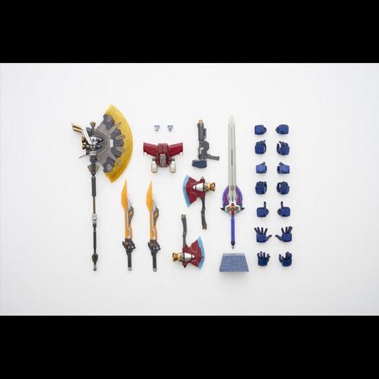 【特典あり版追加(1/18)】鉄機巧 Optimus Prime Flame Toys 可動フィギュアが予約受付中! 0627hobby-Flametoys-IM001