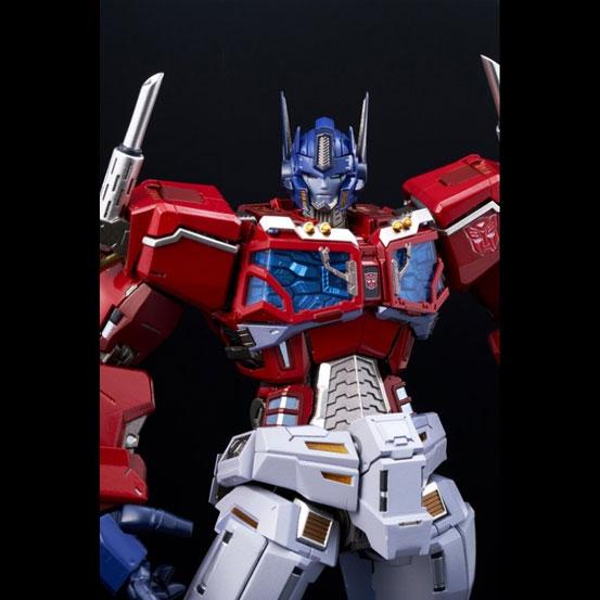 【特典あり版追加(1/18)】鉄機巧 Optimus Prime Flame Toys 可動フィギュアが予約受付中! 0627hobby-Flametoys-IM003