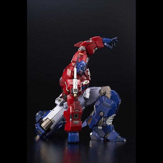 【特典あり版追加(1/18)】鉄機巧 Optimus Prime Flame Toys 可動フィギュアが予約受付中! 0627hobby-Flametoys-IM005