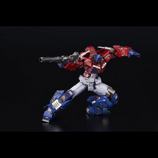 【特典あり版追加(1/18)】鉄機巧 Optimus Prime Flame Toys 可動フィギュアが予約受付中! 0627hobby-Flametoys-IM006
