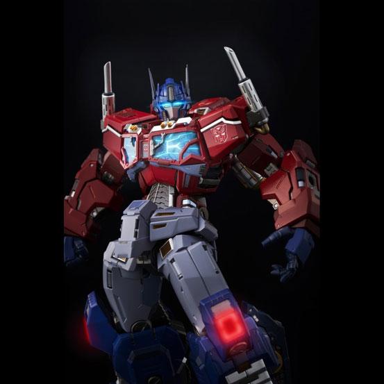 【特典あり版追加(1/18)】鉄機巧 Optimus Prime Flame Toys 可動フィギュアが予約受付中! 0627hobby-Flametoys-IM007