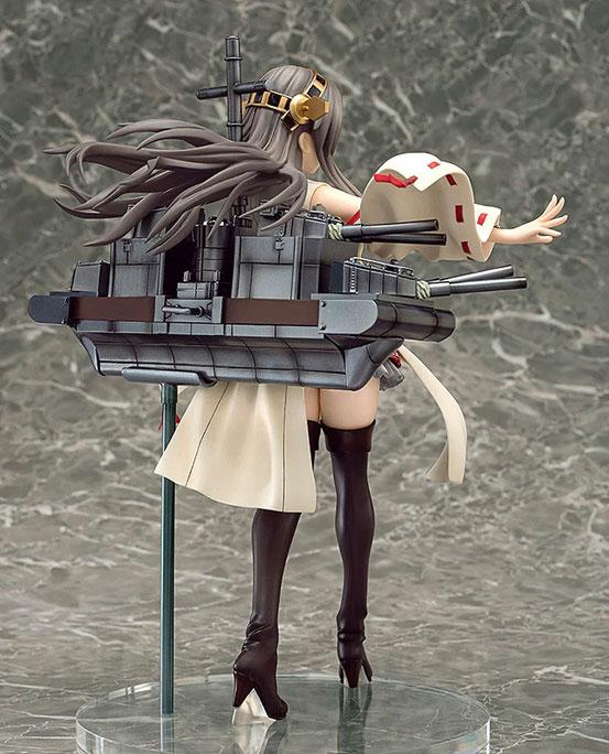 艦隊これくしょん -艦これ-「榛名」ファット フィギュアが予約開始!戦闘時の姿をイメージしたポージングで立体化! 0627hobby-haruna-IM004