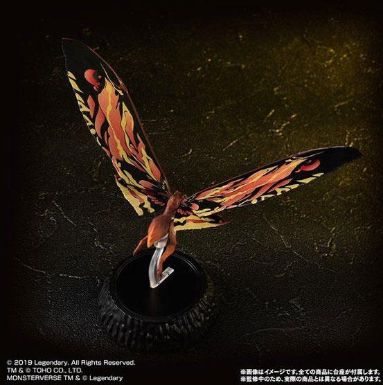 HG D+ EX01 モスラ&ラドン&モスラ幼虫セット がプレバン限定で予約開始!ラドンは全幅約45cmのド迫力サイズ! 0628hobby-godzila-IM005