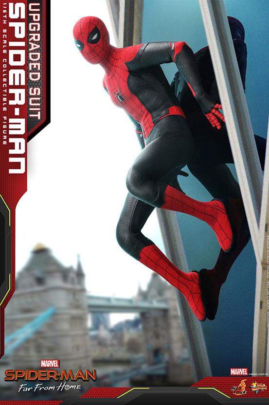 ムービー・マスターピース『スパイダーマン:ファー・フロム・ホーム』「スパイダーマン(アップグレードスーツ版)」可動フィギュアが予約開始! 0628hobby-spiderman-IM003