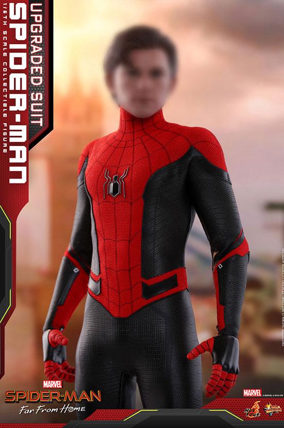 ムービー・マスターピース『スパイダーマン:ファー・フロム・ホーム』「スパイダーマン(アップグレードスーツ版)」可動フィギュアが予約開始! 0628hobby-spiderman-IM004