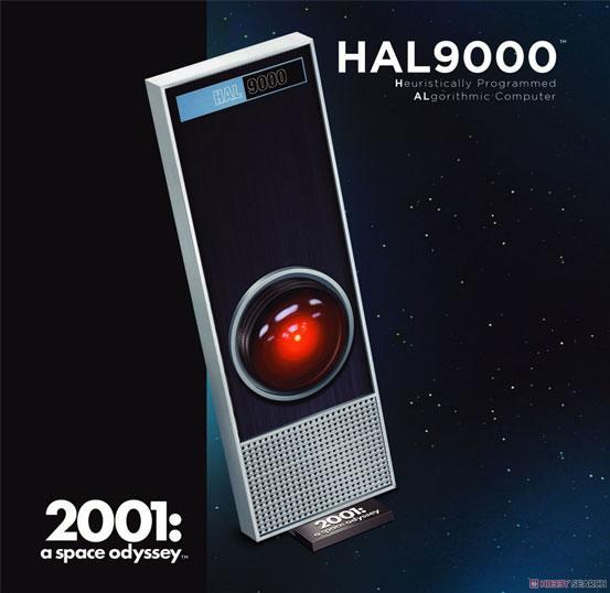 2001年宇宙の旅 1/1 HAL9000 メビウスモデル プラモデルが予約開始!全高約35cmの実物大サイズ! 9697hobby-hal9000-IM001