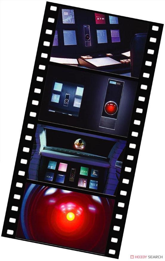 2001年宇宙の旅 1/1 HAL9000 メビウスモデル プラモデルが予約開始!全高約35cmの実物大サイズ! 9697hobby-hal9000-IM002