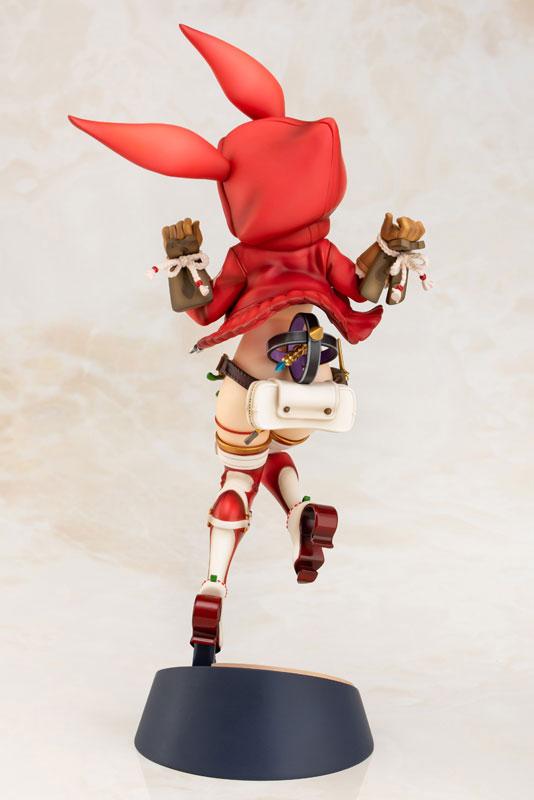 【入荷】モタ デザイン うさぎさん ダイキ工業 フィギュアが登場!ベルトパーツはキャストオフ可能! 0708hobby-usagisan-IM005