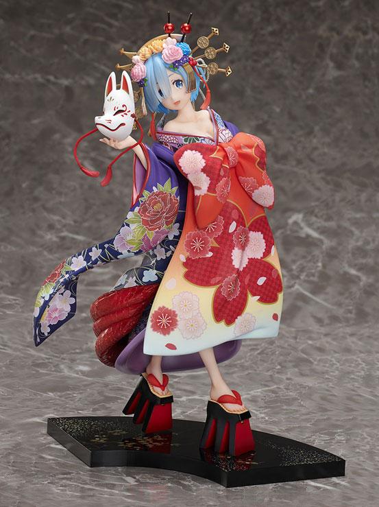 【9月19日23:59まで】Re:ゼロから始める異世界生活「レム -花魁道中-」フィギュアがF:NEX限定で予約開始! 0709hobby-rezero-IM002