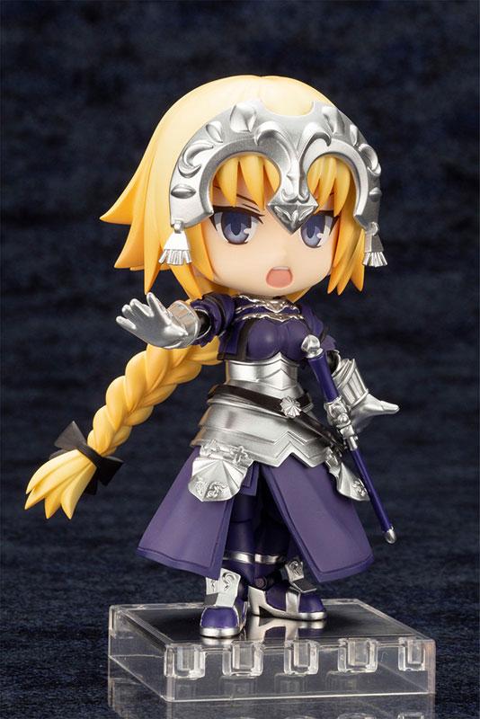 キューポッシュ Fate/Grand Order「ルーラー/ジャンヌ」「アヴェンジャー/ジャンヌオルタ」コトブキヤが予約開始! 0711hobby-qposhFGO-IM003