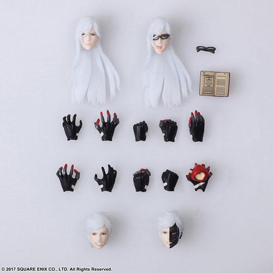 NieR:Automata BRING ARTS「アダム&イヴ」スクエニ 可動フィギュアが予約開始! 0718hobby-nier-IM002