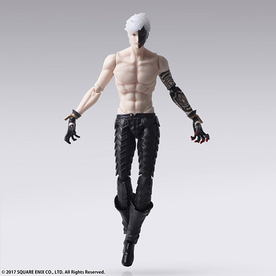 NieR:Automata BRING ARTS「アダム&イヴ」スクエニ 可動フィギュアが予約開始! 0718hobby-nier-IM003