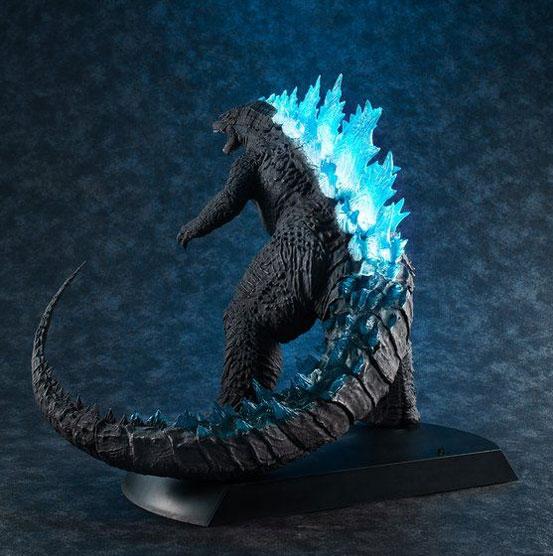 【入荷】UA Monsters ゴジラ2019 メガハウス フィギュアが一部店舗限定で登場!咆哮音とライトアップギミックを搭載! 0725hobby-godzila-IM002