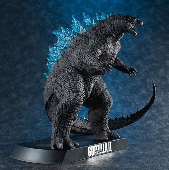 【入荷】UA Monsters ゴジラ2019 メガハウス フィギュアが一部店舗限定で登場!咆哮音とライトアップギミックを搭載! 0725hobby-godzila-IM004