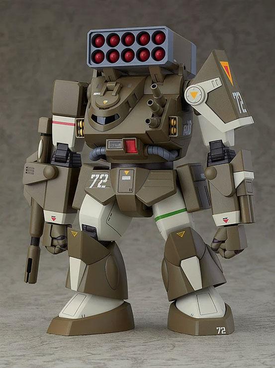 COMBAT ARMORS MAX17「アイアンフット F4XD ヘイスティ XD型」プラモデルが予約開始! 0725hobby-ironfoot-IM002