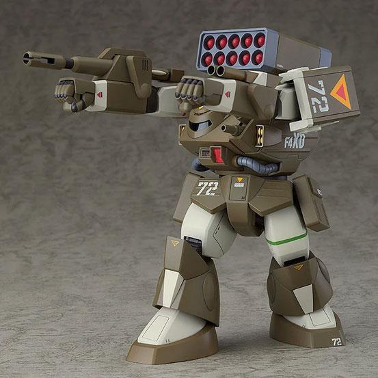 COMBAT ARMORS MAX17「アイアンフット F4XD ヘイスティ XD型」プラモデルが予約開始! 0725hobby-ironfoot-IM003