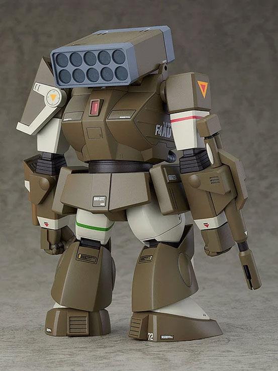 COMBAT ARMORS MAX17「アイアンフット F4XD ヘイスティ XD型」プラモデルが予約開始! 0725hobby-ironfoot-IM004