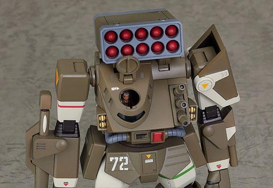 COMBAT ARMORS MAX17「アイアンフット F4XD ヘイスティ XD型」プラモデルが予約開始! 0725hobby-ironfoot-IM005