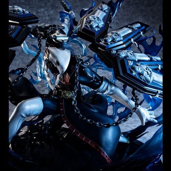 ゲームキャラクターズコレクションDX ペルソナ3「タナトス」メガハウス フィギュアが一部店舗限定で予約開始! 0725hobby-tanatos-IM002